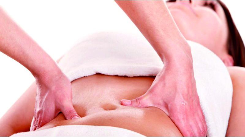 Rolul masajului in digestie